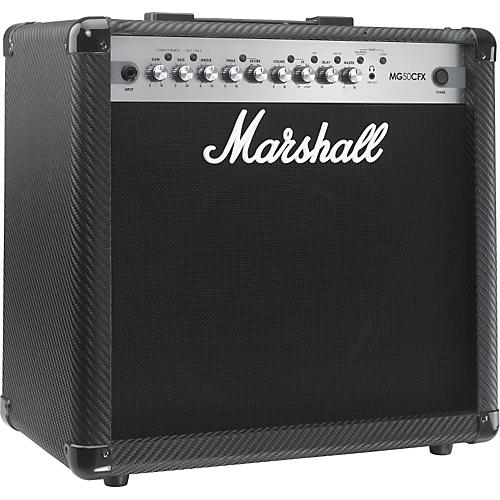 marshall mg series mg50cfx 50w 1x12 guitar combo amp musician 39 s friend. Black Bedroom Furniture Sets. Home Design Ideas