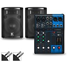 MG06 Mixer and Kustom HiPAC Speakers 10
