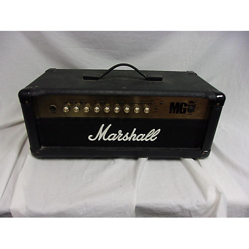 MG100HFX 100W Solid State Guitar Amp Head