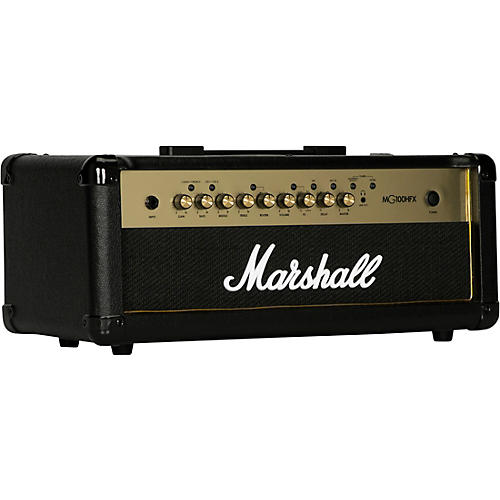 marshall mg100hgfx 100w guitar amp head 2019 marshall namm booth collection musician 39 s friend. Black Bedroom Furniture Sets. Home Design Ideas