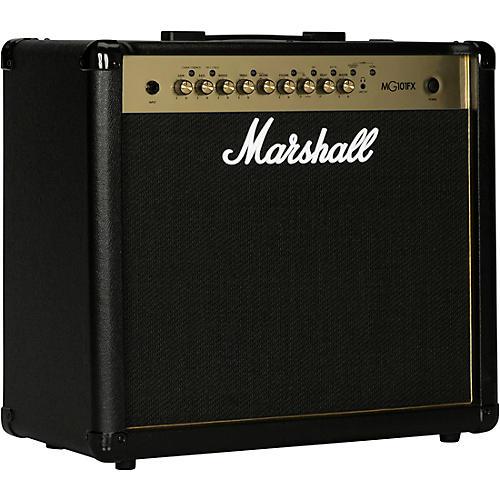 marshall mg101gfx 100w 1x12 guitar combo amp musician 39 s friend. Black Bedroom Furniture Sets. Home Design Ideas