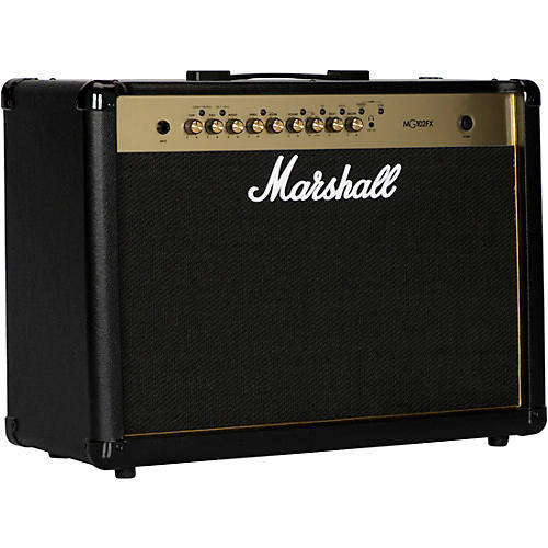 marshall mg102gfx 100w 2x12 guitar combo amp musician 39 s friend. Black Bedroom Furniture Sets. Home Design Ideas