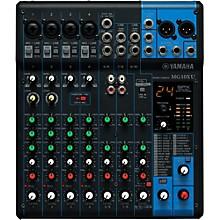 Open BoxYamaha MG10XU 10-Channel Mixer with Effects
