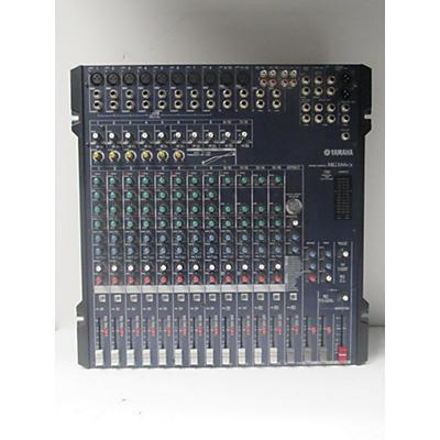 Yamaha MG116C Mixer