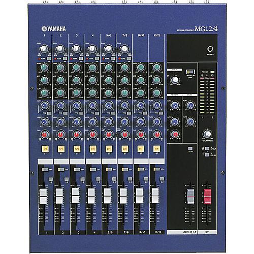 Yamaha Mg   Input  Bus Mixer