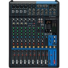 Open Box Yamaha MG12XU 12-Channel Mixer With Effects