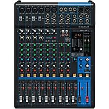 Open BoxYamaha MG12XU 12-Channel Mixer With Effects