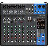 Deals on Yamaha MG12XUK 12-Channel Analog Mixer