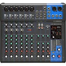 Yamaha MG12XUK 12-Channel Analog Mixer