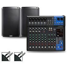 Yamaha MG12XUK Mixer with Alto TS2 Speakers