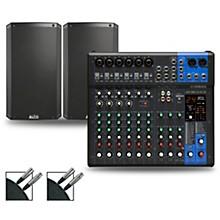 MG12XUK Mixer with Alto TS3 Speakers 12