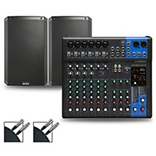 MG12XUK Mixer with Alto TS3 Speakers 15