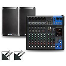 MG12XUK Mixer with Alto TS3 Speakers 8
