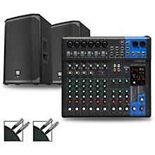 MG12XUK Mixer with Electro-Voice EKX Speakers 12