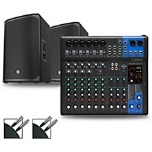 MG12XUK Mixer with Electro-Voice EKX Speakers 15