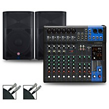 MG12XUK Mixer with Harbinger Vari V22 Speakers 15