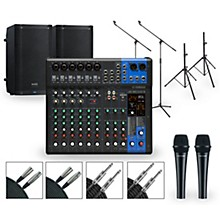 Yamaha MG12XUK Mixer with Presonus AIR PA Package