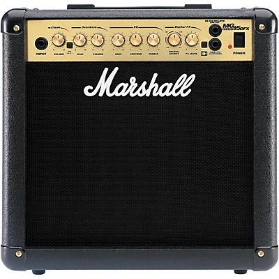 Marshall MG15DFX Combo Amp