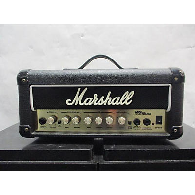 Marshall MG15MSII Head Solid State Guitar Amp Head