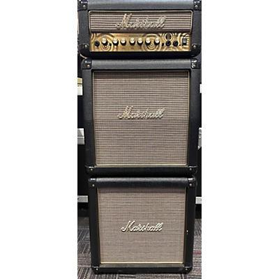 Marshall MG15MSZW Guitar Stack