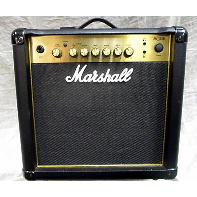 Marshall MG15R 1X8 15W Guitar Combo Amp