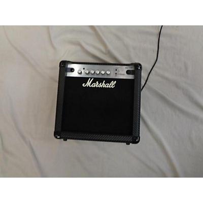Marshall MG15cf 1X8 15W Guitar Combo Amp