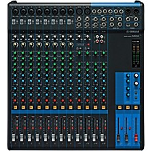 Open Box Yamaha MG16 16-Channel Mixer with Compression