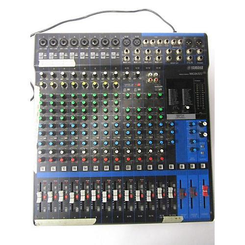 MG16XU Unpowered Mixer
