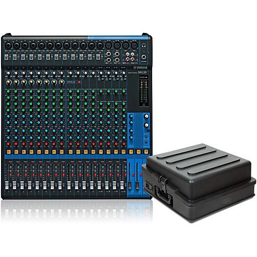 Yamaha MG20 Mixer with Case