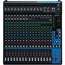 Open Box Yamaha MG20XU 20-Channel Mixer with Effects