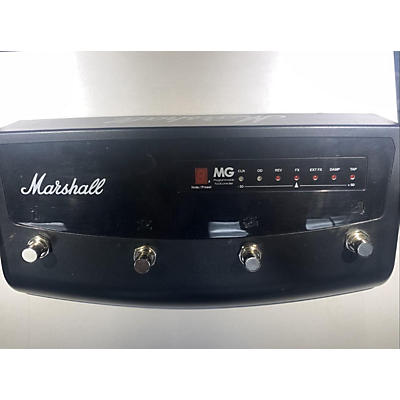 Marshall MG4 Foot Switch Footswitch