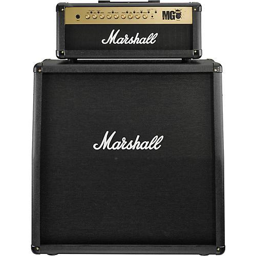 Marshall MG4 Series MG100HFX and MG412A Half Stack