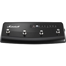 Open BoxMarshall MG4 Series Stompware Guitar Footcontroller Footswitch