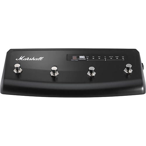 Marshall MG4 Series Stompware Guitar Footcontroller Footswitch Condition 1 - Mint