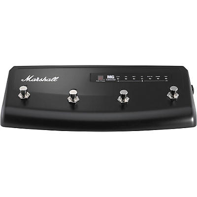 Marshall MG4 Series Stompware Guitar Footcontroller Footswitch