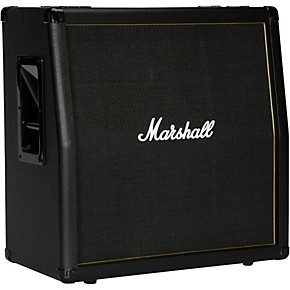 marshall mg412ag 120w 4x12 angled guitar speaker cabinet musician 39 s friend. Black Bedroom Furniture Sets. Home Design Ideas