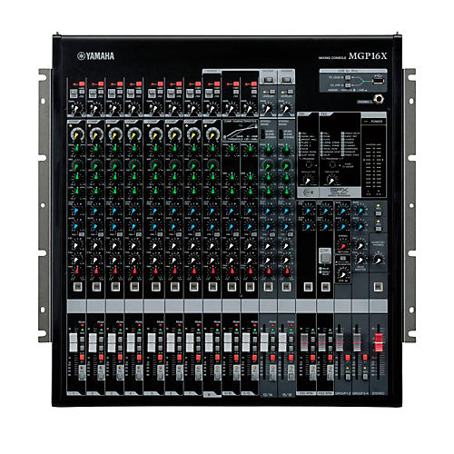 Yamaha  Channel Audio Mixer