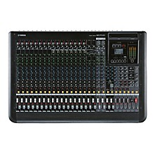 Open Box Yamaha MGP24X 24-Input Hybrid Digital/Analog Mixer with USB Rec/Play and Effects