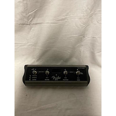 Fender MGT 4 Footswitch