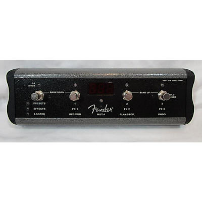 Fender MGT4 Footswitch