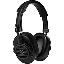 MH40 Over Ear Headphone Black/Black