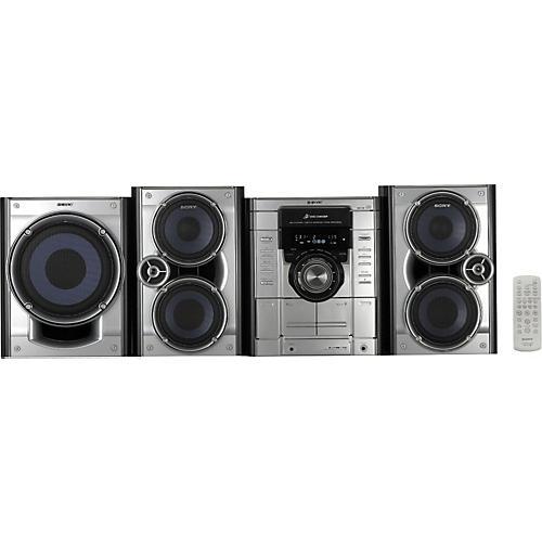 Sony MHC-GX555 Mini Hi-Fi System