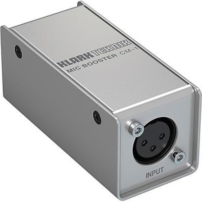 Klark Teknik MIC BOOSTER CM-1 Dynamic Microphone Preamp