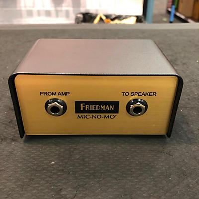 Friedman MIC-NO-MO' Direct Box