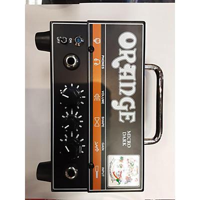 Orange Amplifiers MICO DARK Tube Guitar Amp Head