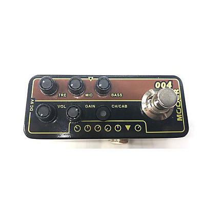 Mooer MICRO AMP 004 Effect Pedal