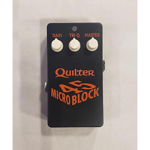 MICRO BLOCK 45 Battery Powered Amp