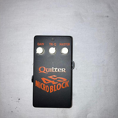 Quilter Labs MICRO BLOCK 45 Solid State Guitar Amp Head