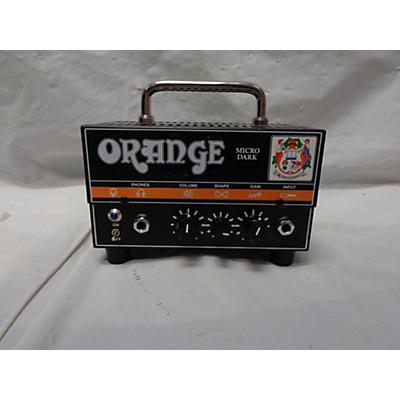 Orange Amplifiers MICRO DARK Tube Guitar Amp Head