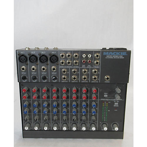 MICRO SERIES 1202 Unpowered Mixer